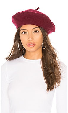 Wool Beret Hat Attack $32