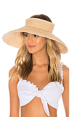 Whipstitch Roll Up Travel Visor Hat Attack $86 BEST SELLER