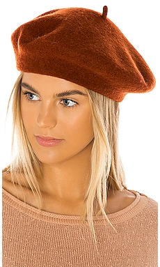 Classic Wool Beret Hat Attack $32