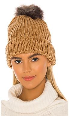 Tahoe Faux Fur Pom Beanie Hat Attack $19 (FINAL SALE)