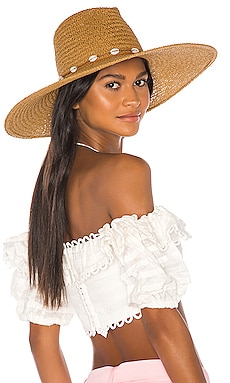 SOMBRERO SOL TREASURE Hat Attack $115
