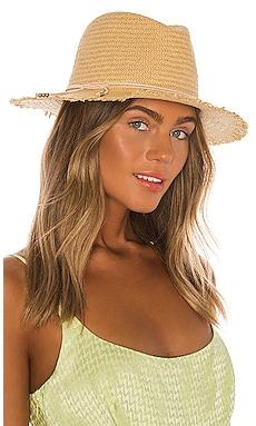 Fringe Travel Hat Hat Attack $55