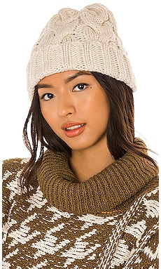Fisherman Cable Hat Hat Attack $38