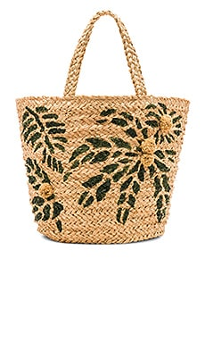 Painted Palm Tote Hat Attack $112