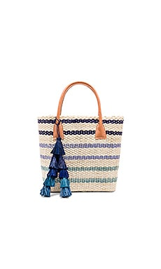 Small Provence Tote Hat Attack $43