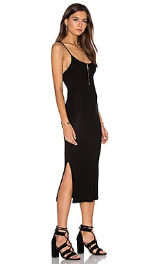 The Christina Dress in Black