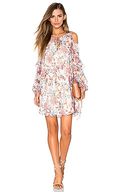 The Flower In The Sun Dress in Paisley Floral