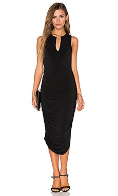 Haute Hippie The Dance With Me Dress in Black