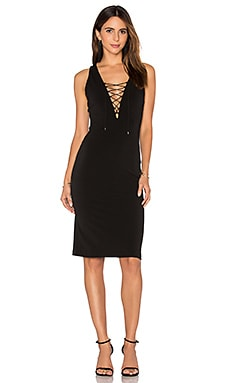 The Sheia Cocktail Dress in Black