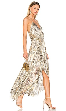 Wish You Were Here Dress in Jungle Camo