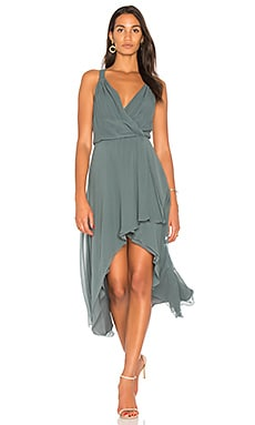 Chase Wrap Dress