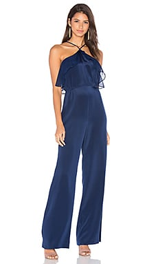 Haute Hippie The Ashbury Onesie in Midnight
