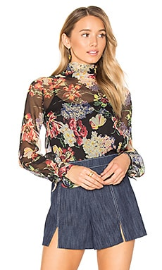 Ladies And Gents Blouse in Peggy Lee