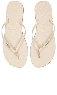 Havaianas You Flip Flop in Sand Grey