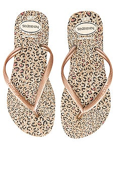 SLIM ANIMALS サンダル Havaianas $28