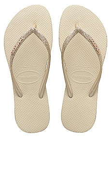 Slim Sparkle Sandal Havaianas $34