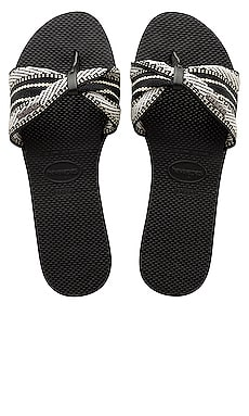 YOU ST TROPEZ FITA 샌들 Havaianas $40