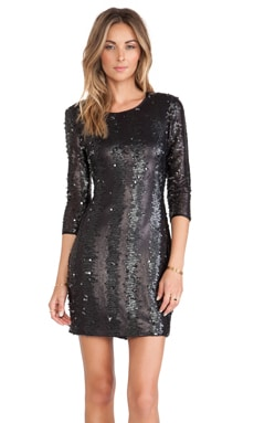 Hunter Bell Nikki Dress in Sequins