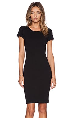 Hunter Bell Addie Dress in Black