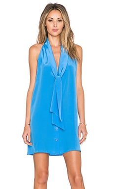 Hunter Bell Dawson Dress in Blue