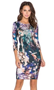 Hunter Bell Addison Dress in Cosmic