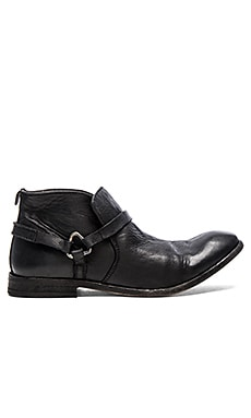 H by Hudson Hague Calf in Black