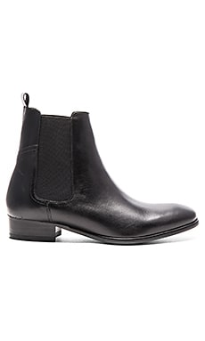 H by Hudson Watts Calf in Black