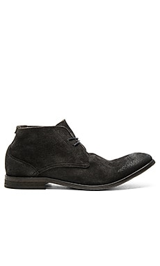 H by Hudson Osbourne Suede in Black