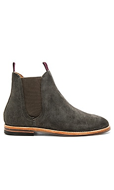 H by Hudson Eldon Suede in Charcoal
