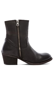 H by Hudson Riley Calf Bootie in Black