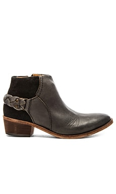 H by Hudson Triad Bootie in Black