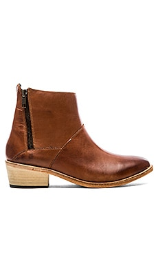 Fop Bootie in Tan