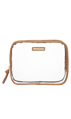 Caramel Away Clear Case Hudson + Bleecker $39