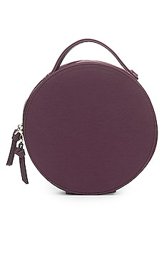 Amora Nomad Round Travel Case Hudson + Bleecker $60