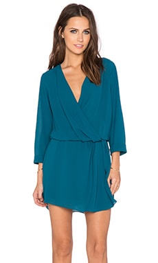 Celine Dress in Teal