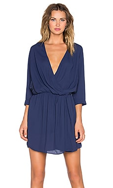 Celine Dress in Midnight