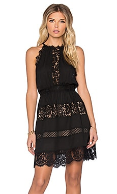 heartLoom Janell Dress in Black