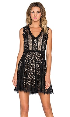 Sera Dress in Black