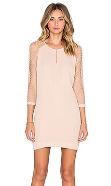heartLoom x REVOLVE Danielle Dress in Nude