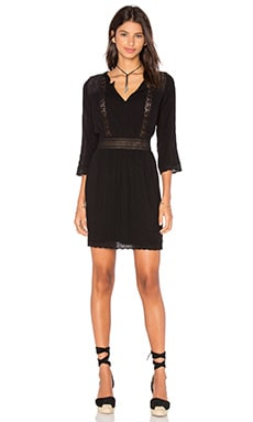 Soma Dress in Black