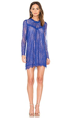 Mello Dress in Sapphire