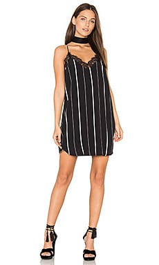 Dexter Dress in Stripes
