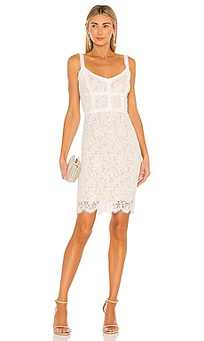 Adora Mini Dress HEARTLOOM $199 Wedding
