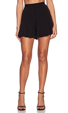 heartLoom Eve Short in Black