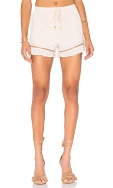 Alida Short in Almond