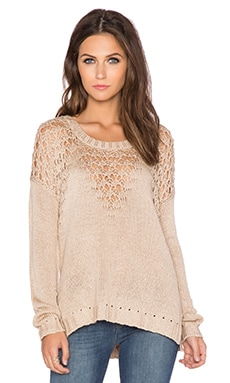 heartLoom Sian Sweater in Doe