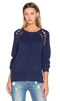 heartLoom Sarah Sweater in Indigo