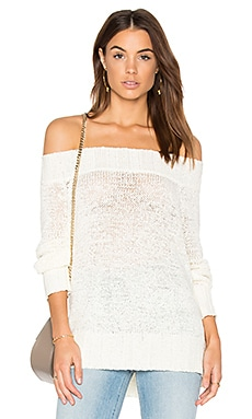 Megan Sweater in Eggshell