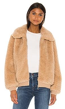 Mosey Faux Fur Jacket HEARTLOOM $59