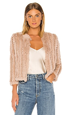 Rosa Jacket HEARTLOOM $218